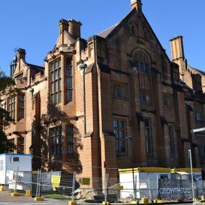 University of Sydney Pump House